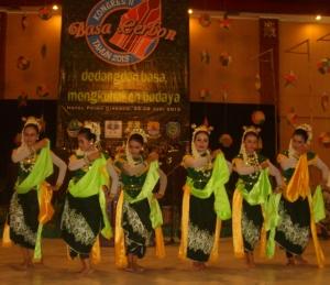 Kongres II Basa Cerbon yang digelar tahun lalu di Kota Cirebon.