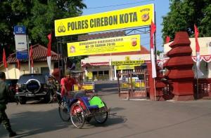 Mapolres Cirebon Kota.
